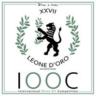 Premio Internacional Leone d'Oro dei Mastri Oleari – Italia