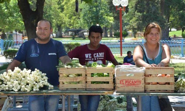 Este sábado vuelve al Parque la Feria Agroproductiva