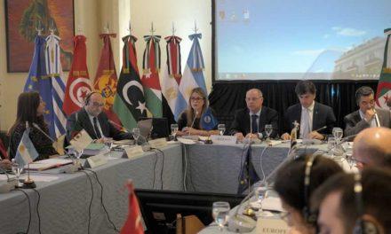 Cerró la sesión del Consejo Oleícola Internacional