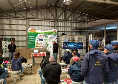 Jornada de capacitación en Aplicaciones Agrícolas - Agosto 2018 - 2