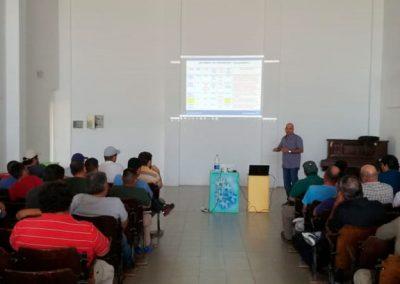 Curso mantenimiento de equipos electricos COSJ Nov. 2018