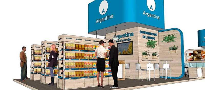 Argentina, Supermercado del Mundo