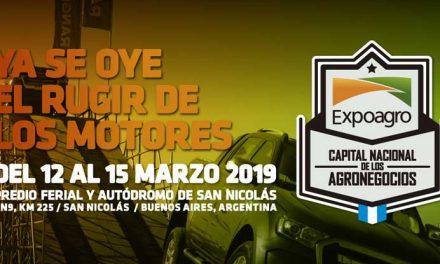 EXPOAGRO – Del 15 al 22 de Marzo