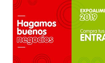 Expoalimentaria 2019 – Lima, Perú