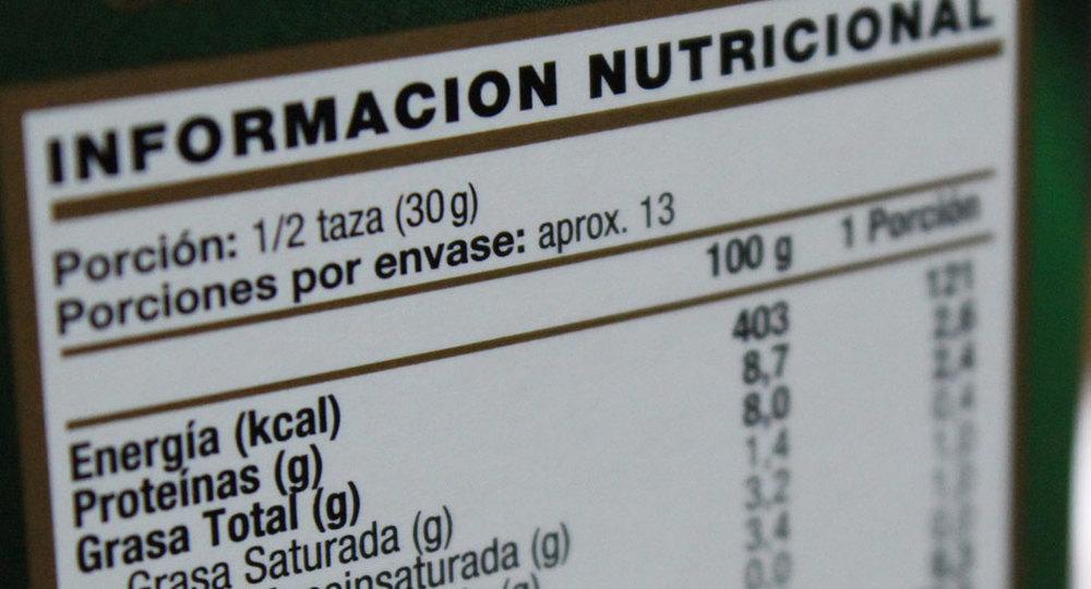 Empresas reclamaron armonizar etiquetado nutricional en el Mercosur