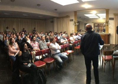 Charlas Técnicas Olivícolas  Argoliva - Septiembre 2018 - 2