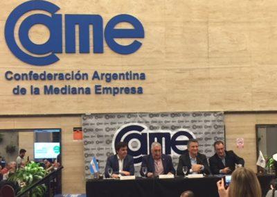 Reunión economías regionales - CAME - Septiembre 2018