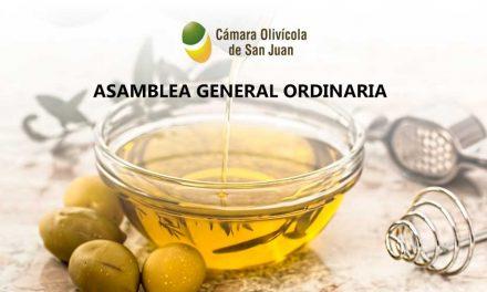 Asamblea General Ordinaria y Extraordinaria 2018