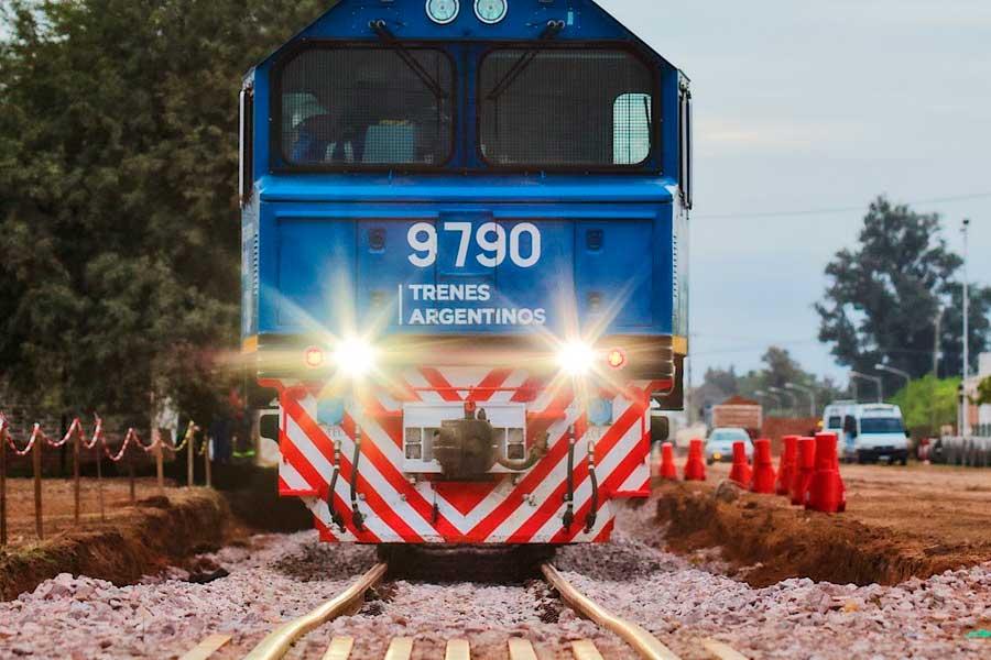 Pedido por los trenes de carga en San Juan