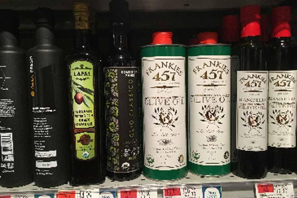 El aceite de oliva, entre los 25 productos más importados en EE.UU.