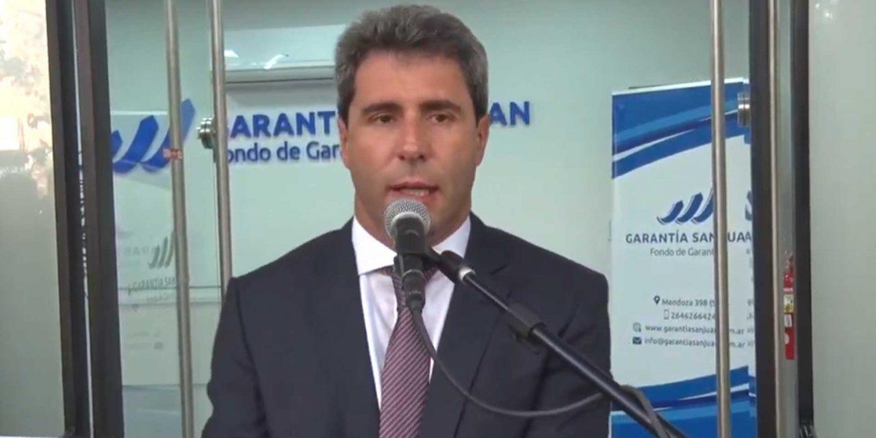 Garantía San Juan: otro importante respaldo a las micro, pequeñas y medianas empresas