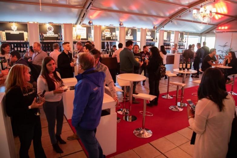 Los productos Origen San Juan brillaron en la Expo Delicatessen y Vinos