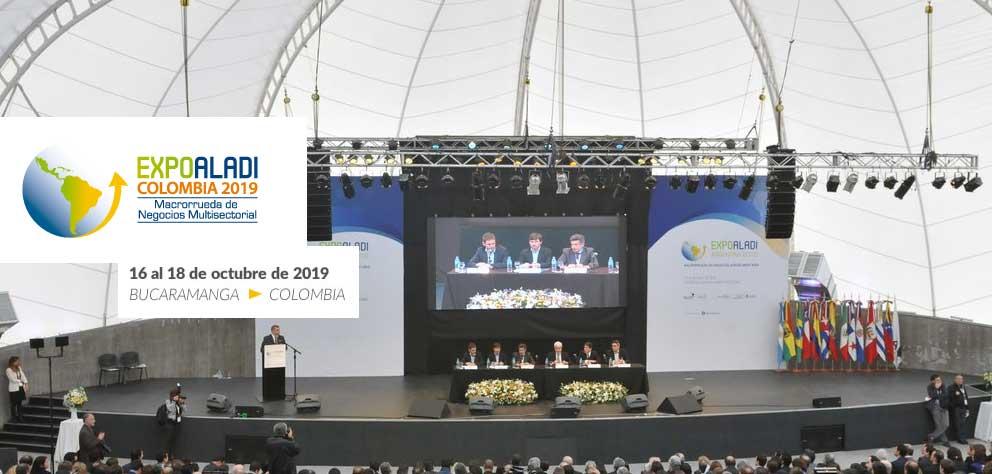Expoaladi 2019 – Bucaramanga, Colombia