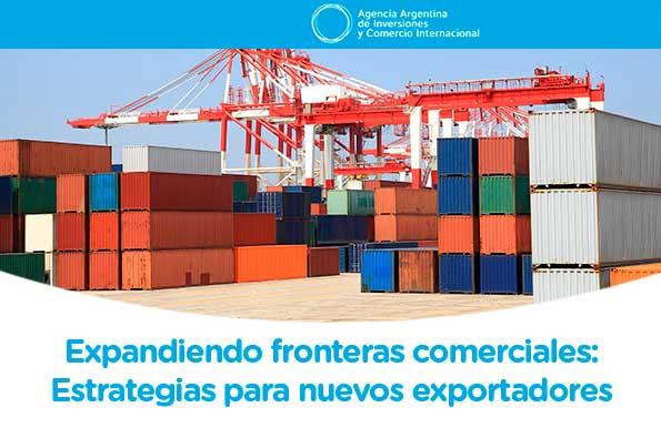 Expandiendo Fronteras Comerciales – SEMINARIO