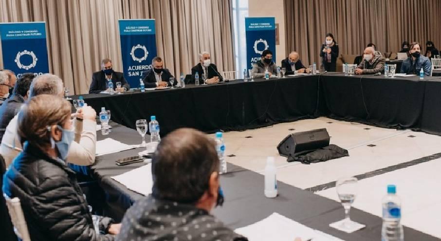 El sector empresarial formuló su propuesta para el Acuerdo San Juan